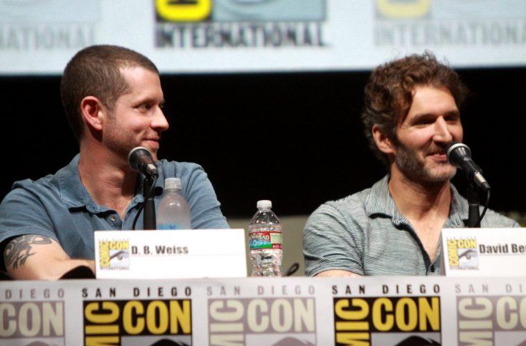 D. B. Weiss & David Benioff Game of Thrones