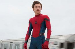 Tom Holland como Spider-Man