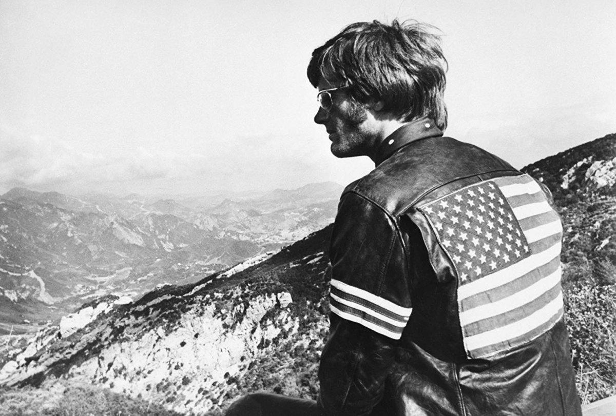 Peter Fonda em Easy Rider