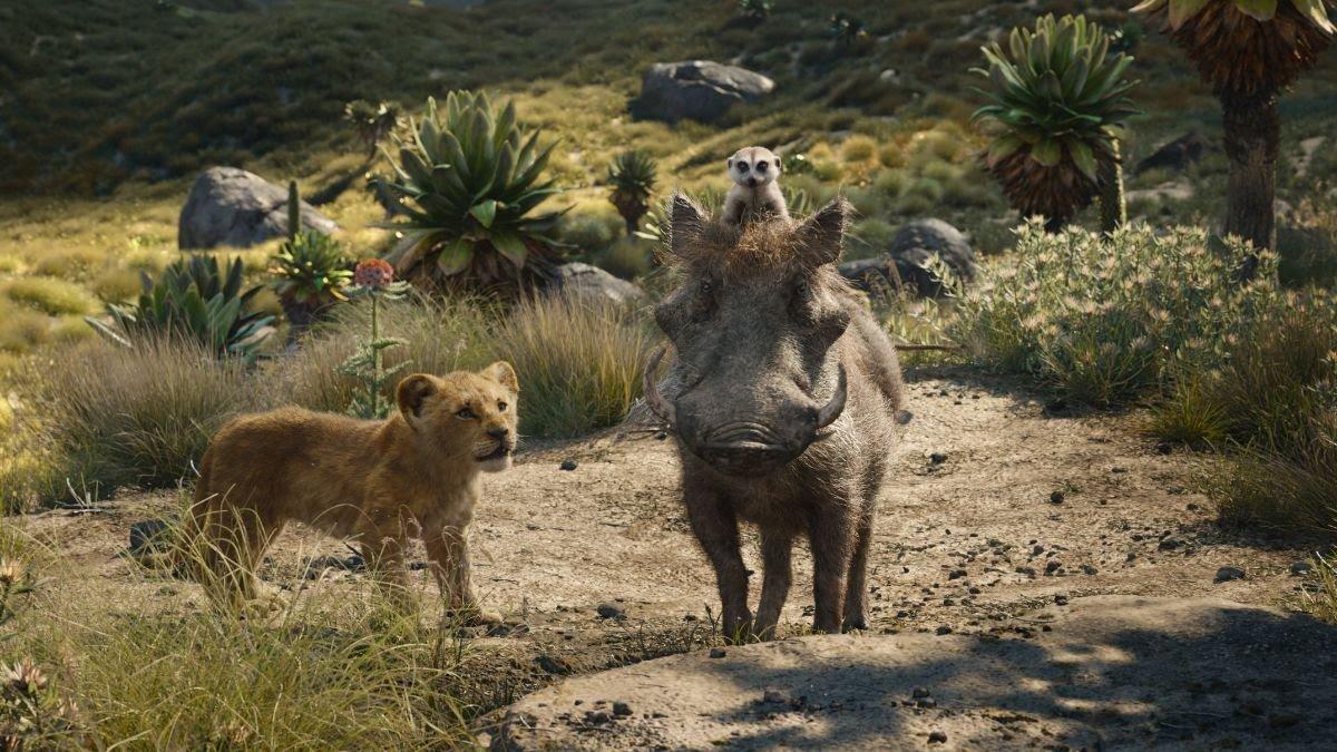 O Rei Leão é o filme mais visto em Portugal