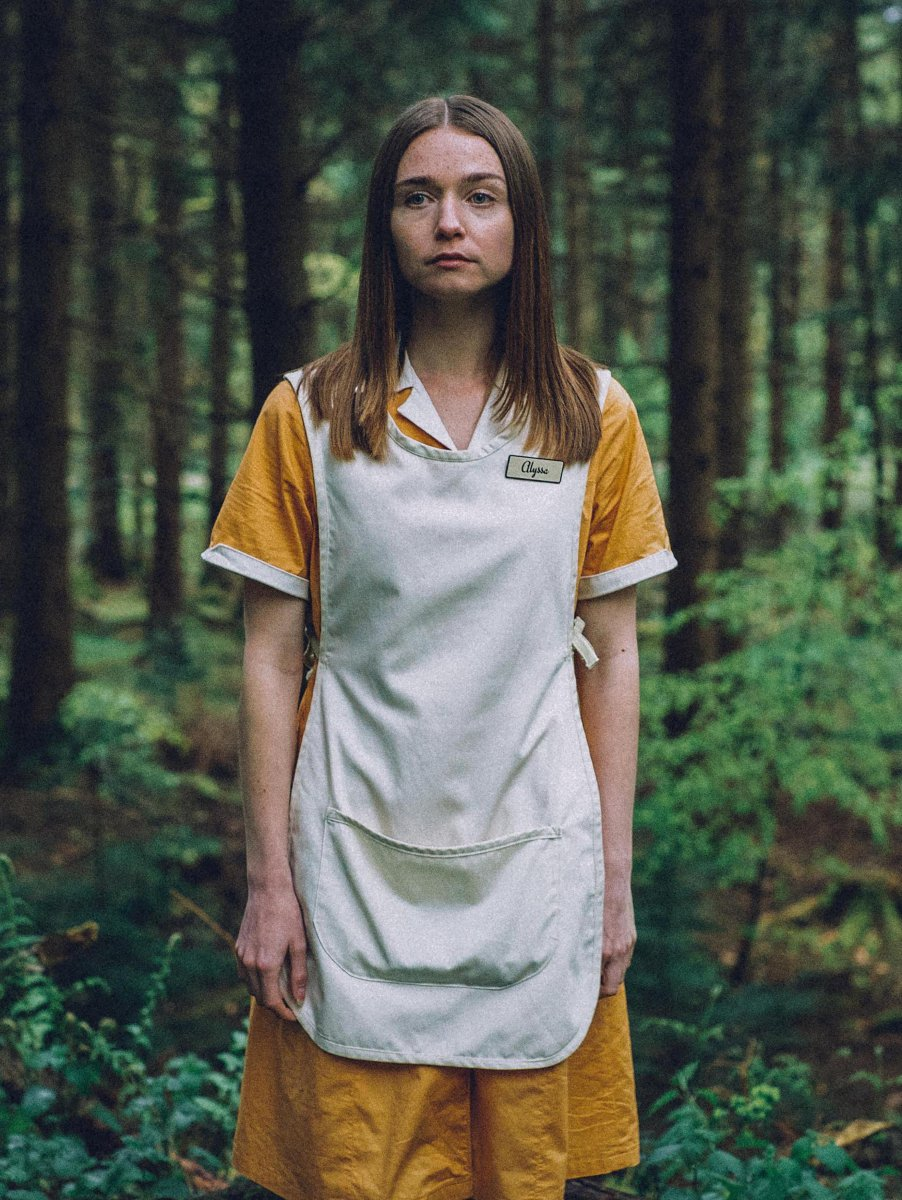 Jessica Barden em The End Of The F***ing World