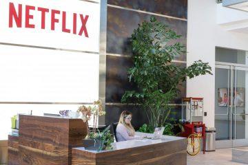 Escritório da Netflix em Los Gatos