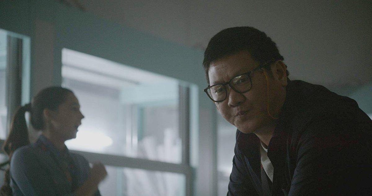 Bruce Ng (Benedict Wong) em The Martian