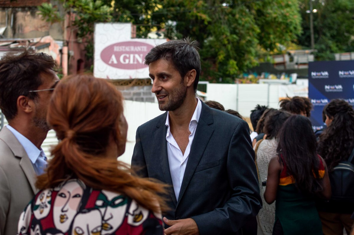 Daniel Oliveira SIC