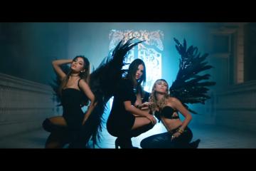 Ariana Grande, Lana Del Rey e Miley Cyrus