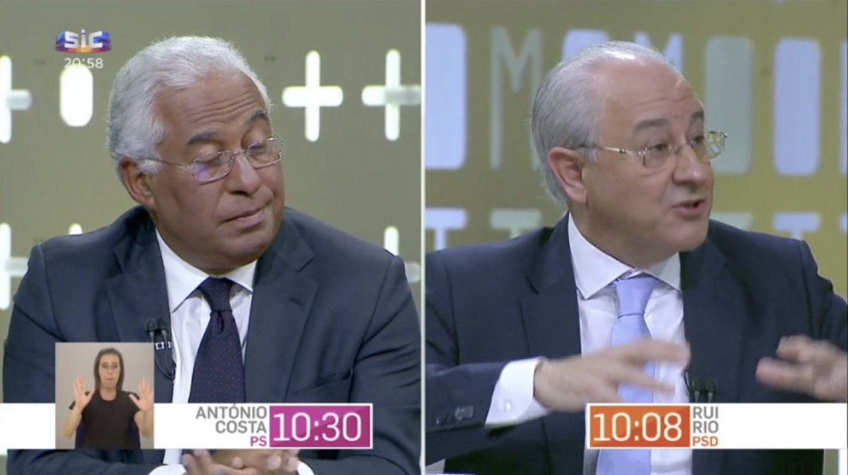 Debate Costa x Rio