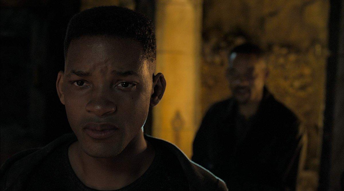 Will Smith em Projeto Gemini