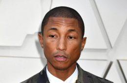 Pharrell Williams nos Oscars 2019