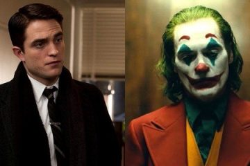 Batman - Robert Pattinson / Joker