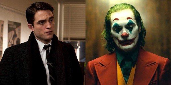 Batman - Robert Pattinson / Joker