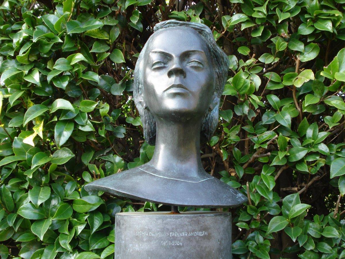 Sophia de Mello Breyner Andresen no Jardim Botânico do Porto