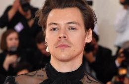 Harry Styles, Met Gala