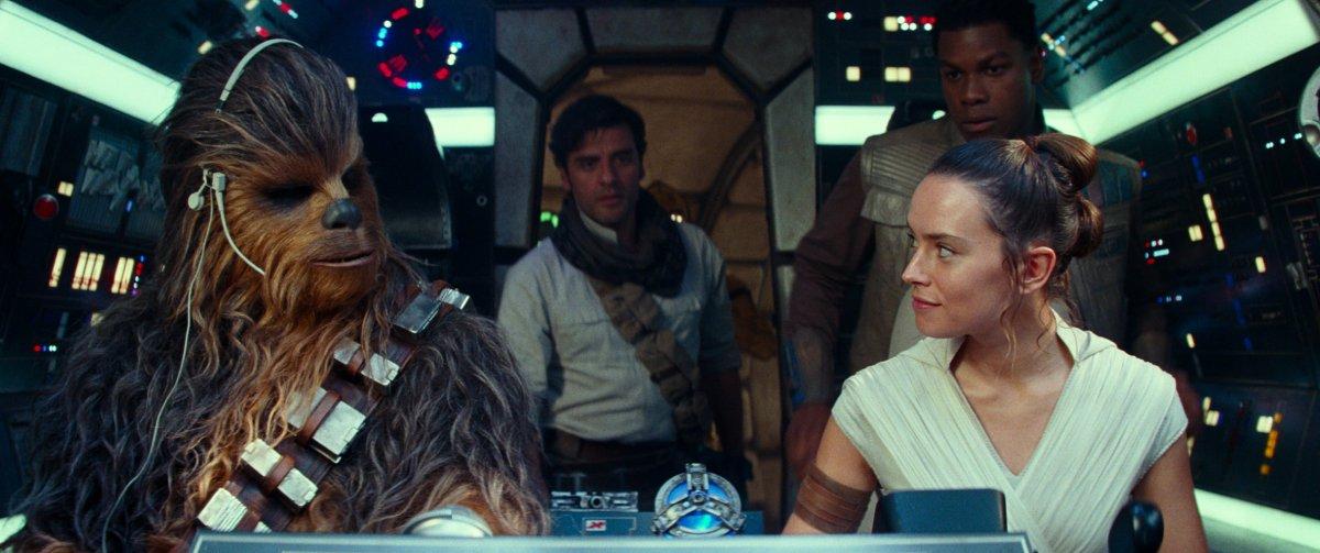 Star Wars: Ascensão de Skywalker