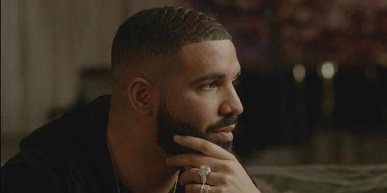 Drake em entrevista à Rap Radar