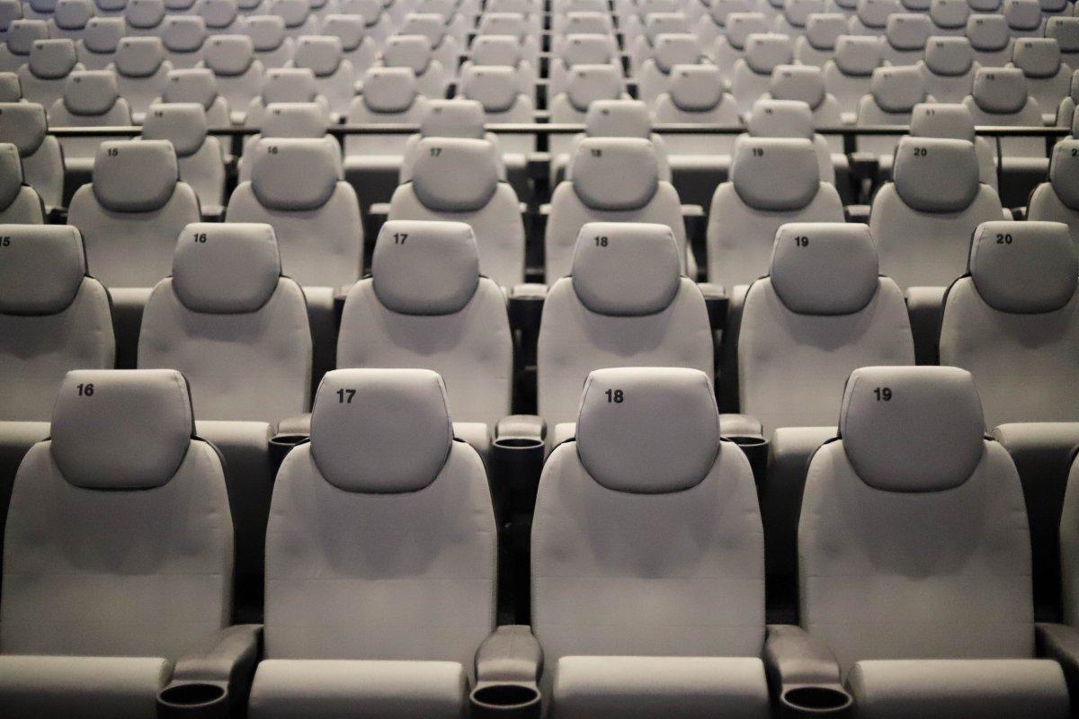 NOS XVIsion, no cinema NOS NorteShopping