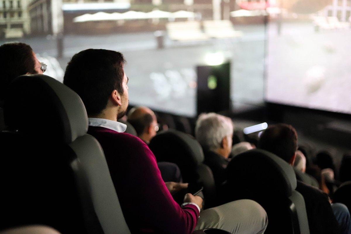 Screen X, Cinema NOS NorteShopping