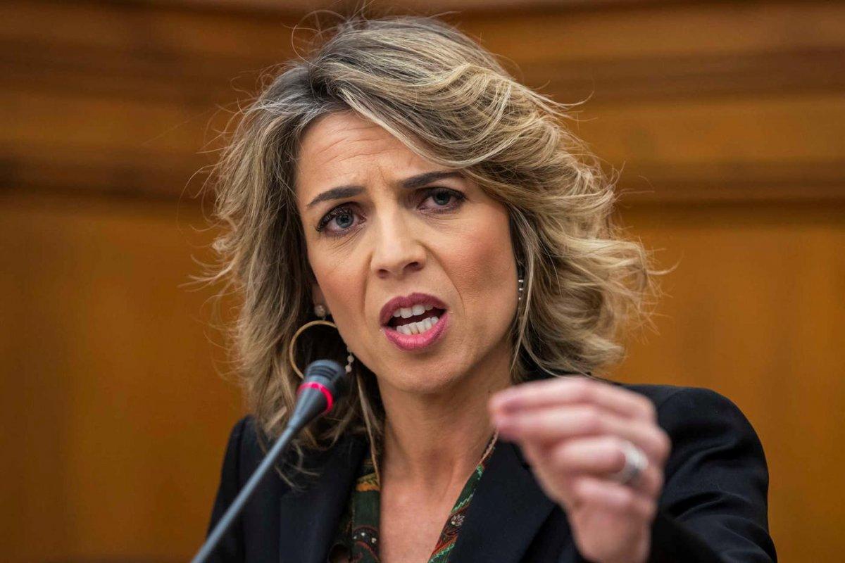 Sandra Felgueiras no Parlamento. sexta às 9