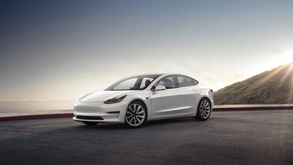 Tecnologia do Tesla Model 3