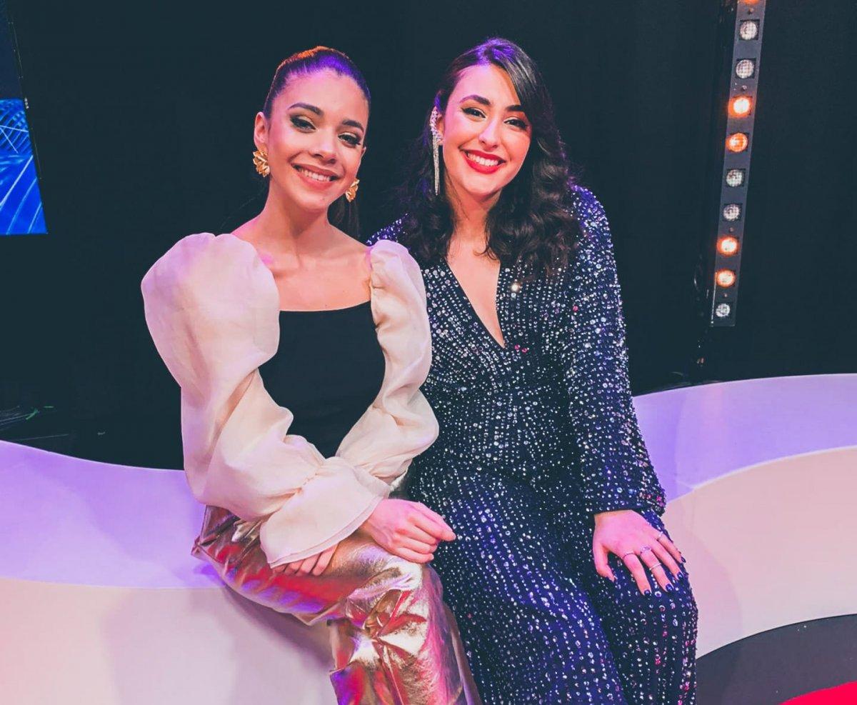 Marta Carvalho e Elisa