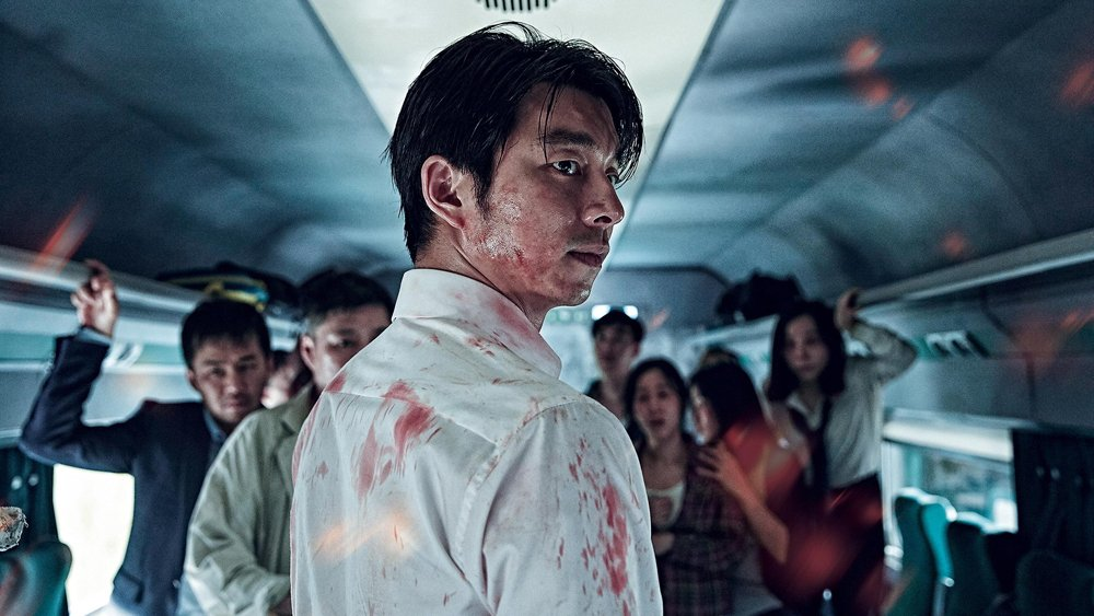 Train to Busan / Parasitas