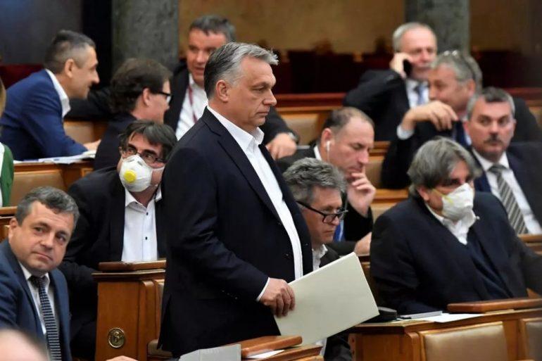 coronavirus, hungria, parlamento hungaro, hungary, fidesz, viktor orbán