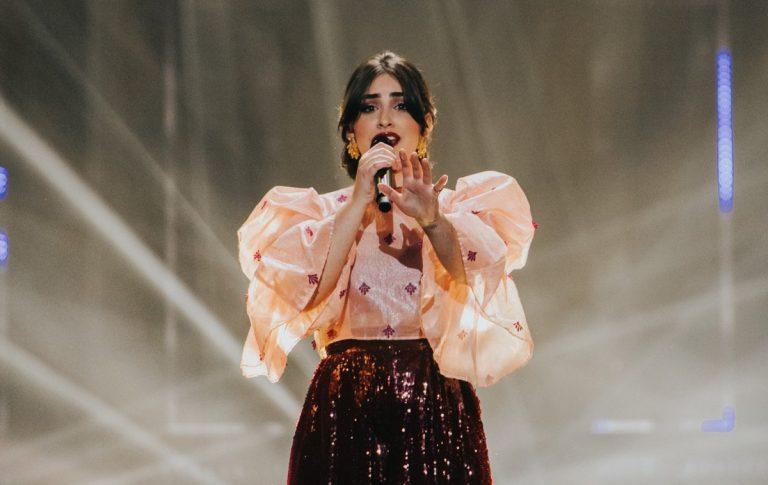 Eurovisão Elisa Festival da Canção