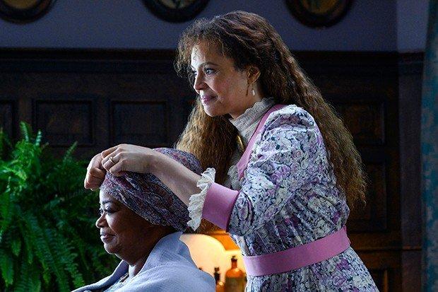 Carmen Ejogo como Addie em Madam C. J. Walker