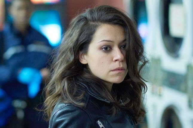 Tatiana Maslany em Orphan Black