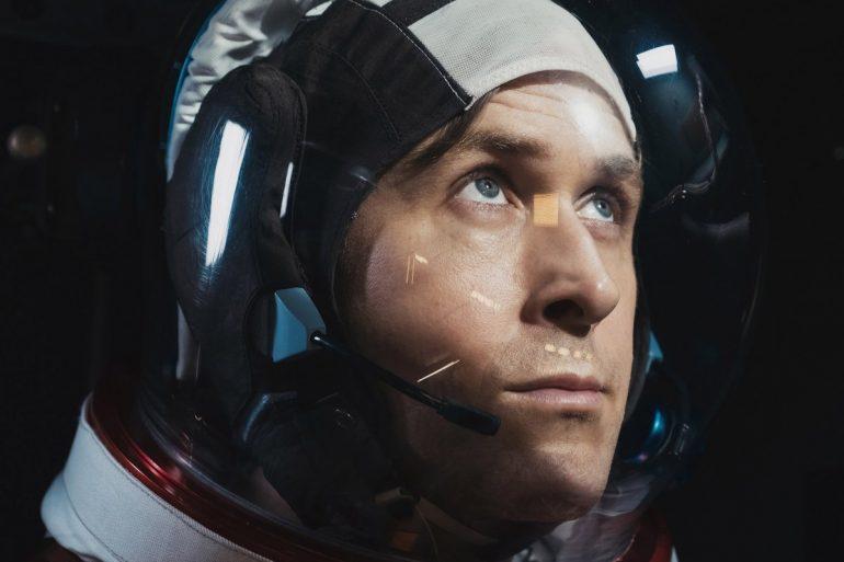 O ator está de volta ao espaço em novo filme de Phil Lord e Chris Miller.