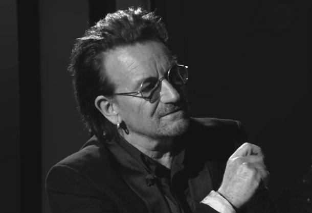 Bono Vox Vocalista dos U2