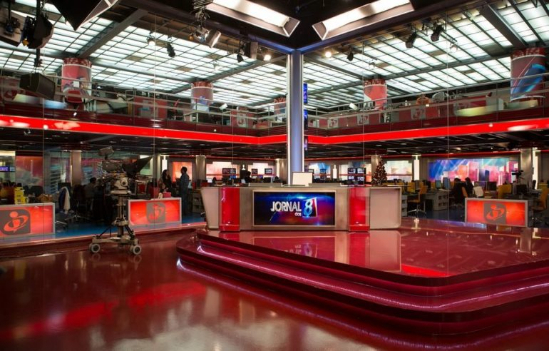 TVI Jornal das 8