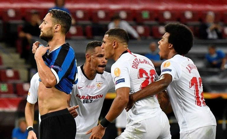 Final Sevilha vs Inter - Liga Europa