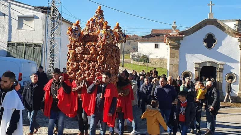 Festa do Charolo de Outeiro (Bragança)