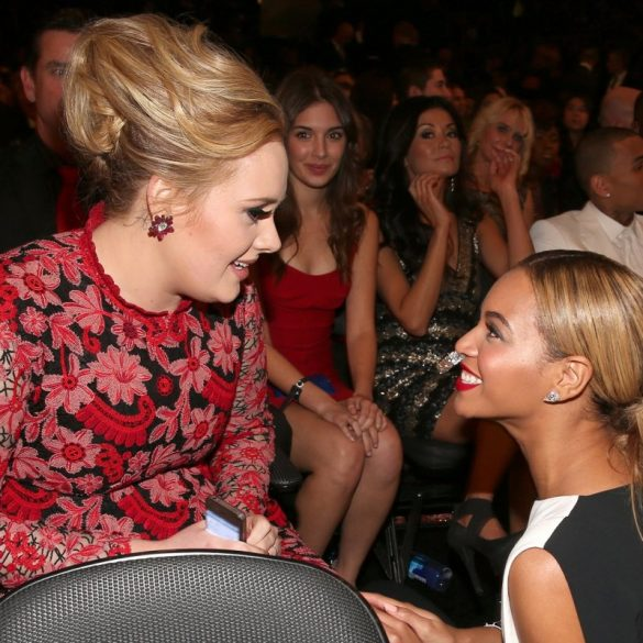 Beyoncé e Adele
