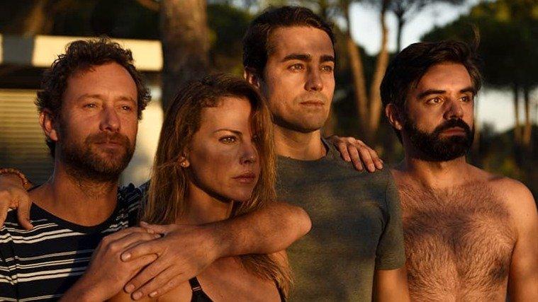 'Golpe de Sol' é protagonizado por Nuno Pardal, Oceana Basílio, Ricardo Pereira e Ricardo Barbosa.