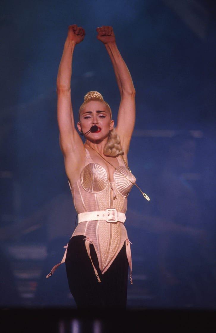 Madonna na digressão de 1990