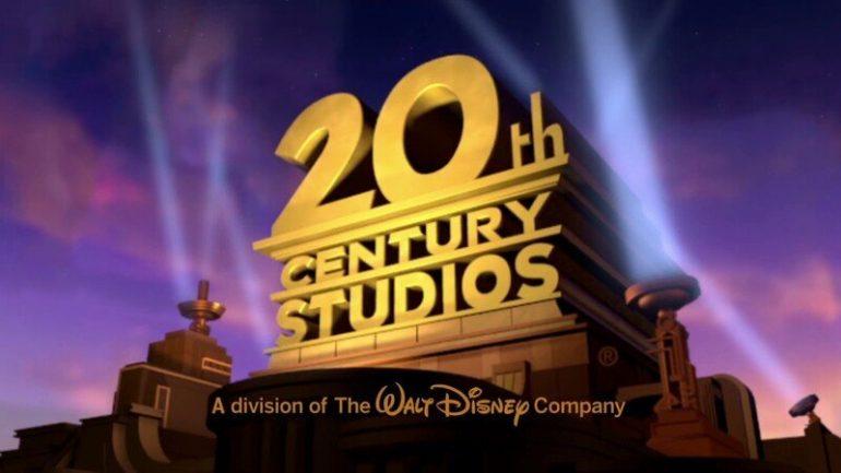 Novo logótipo da 20th Century Studios