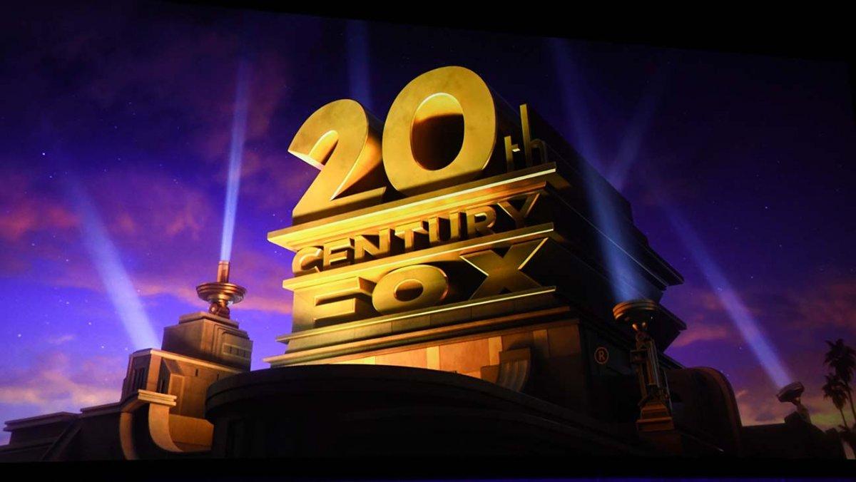 Logótipo clássico da 20th Century FOX