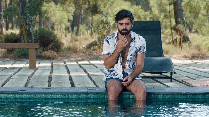 Ricardo Barbosa protagoniza 'Golpe de Sol'.
