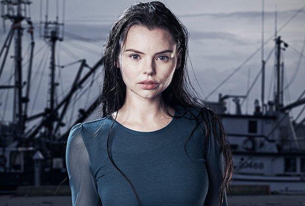 Eline Powell em Siren