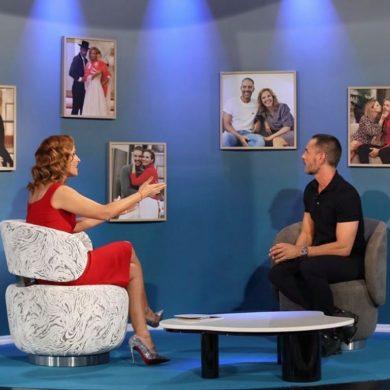 Cristina Ferreira e Cláudio Ramos tiveram uma conversa sobre o futuro do apresentador na TVI.