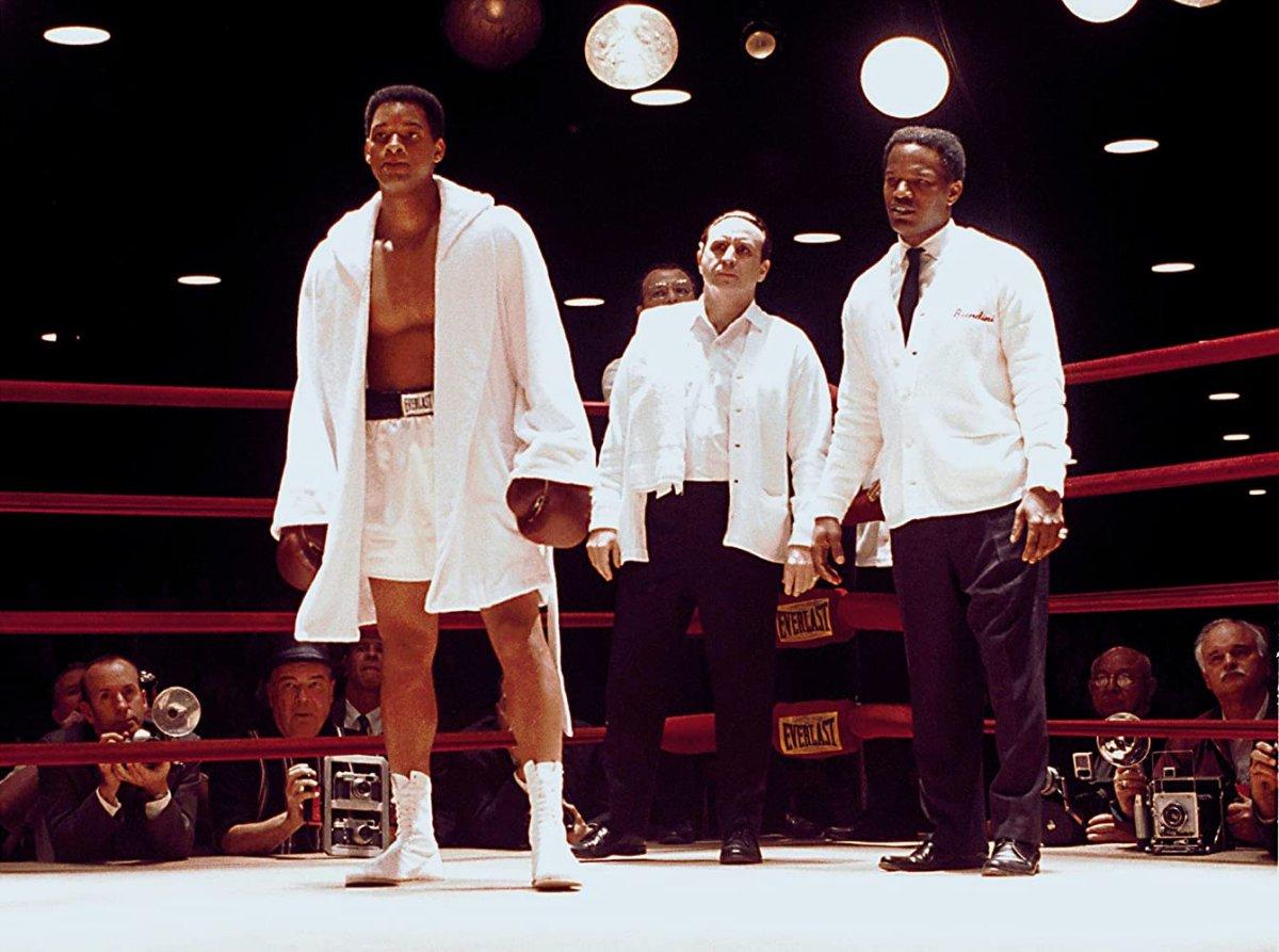 Will Smith em Ali