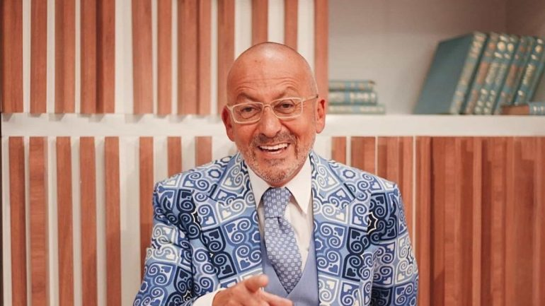 Manuel Luís Goucha tvi você na tv