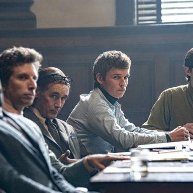 'Os 7 de Chicago' é o novo filme de Aaron Sorkin, lançado pela Netflix