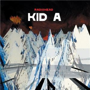 Capa do álbum 'Kid A', dos Radiohead