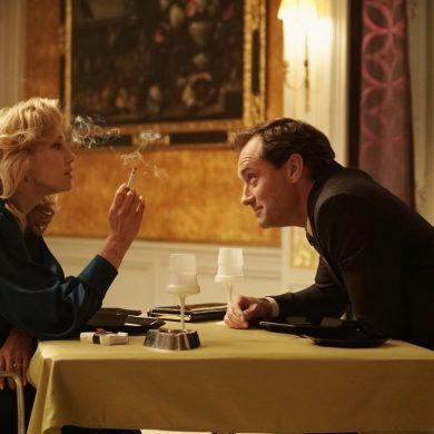 Carrie Coon e Jude Law brilham em O Ninho.
