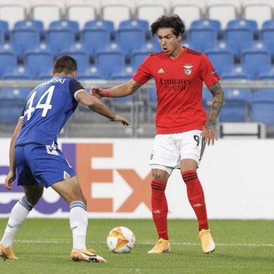 Benfica Darwin Liga Europa SIC