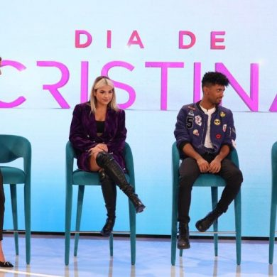Dia de Cristina TVI