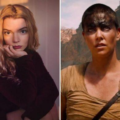 Anya Taylor-Joy confirmada em elenco de Furiosa, spin-off de Mad Max