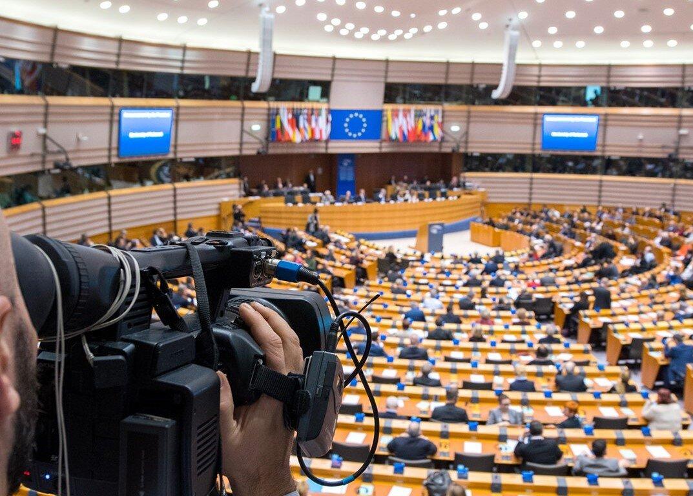 Parlamento Europeu Projeto Pegasus